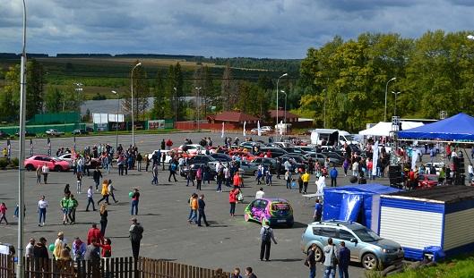 Как в Ижевске прошел Большой Автомобильный Фестиваль