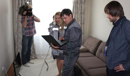 Журналисты и блогеры Ижевска на один день стали работниками «Ростелекома»