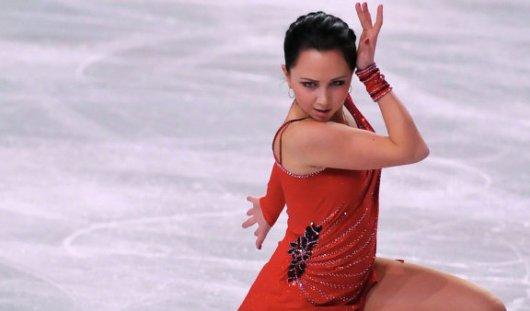 Фигуристка из Удмуртии Елизавета Туктамышева поборется с Сереной Уильямс за звание спортсменки года
