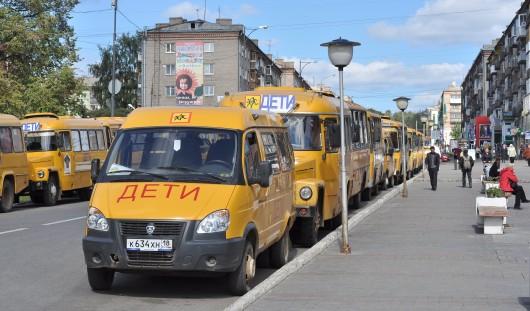 К 1 сентября в Удмуртии проверят дороги, по которым ездят школьные автобусы