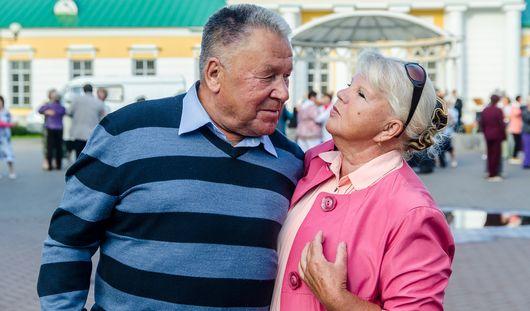 Ижевчане в 60 лет познакомились на танцах и влюбились с первого взгляда