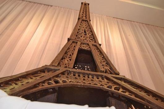 Ижевчане смогут увидеть Эйфелеву башню из шоколада и шоколадный рояль