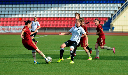 Футболистки ижевского «Торпедо» разошлись миром с казанским «Мирасом»