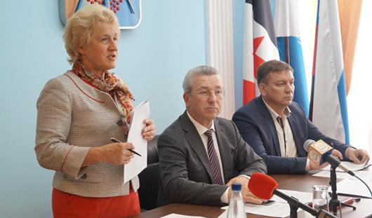 Глава города Александр Ушаков участвовал в заседании Общественной палаты Ижевска