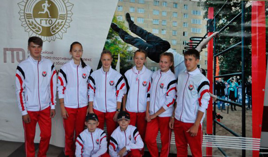 8 спортсменов из Удмуртии примут участие в первом всероссийском фестивале ГТО