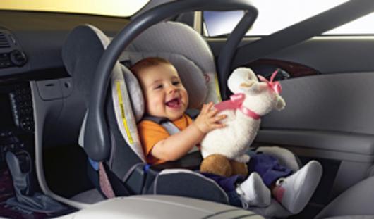 ГИБДД проверит автомобили ижевчан на наличие детских кресел