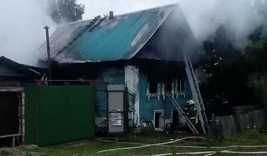 В Ижевске при пожаре погибли 2 женщины