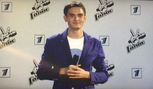 Ижевчанин попал в новый сезон шоу «Голос» на Первом канале