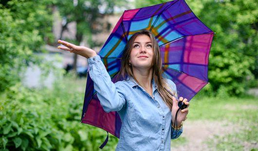 Последние дни лета будут дождливыми и прохладными