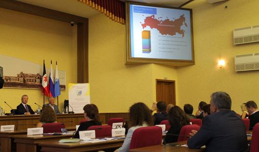 Глава Ижевска Александр Ушаков открыл Третий форум некоммерческих организаций