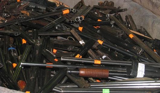 В Удмуртии увеличилось количество преступлений с незаконным оборотом оружия