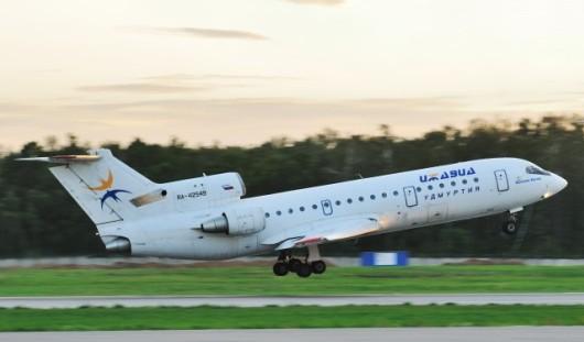«Ижавиа» отменил октябрьские рейсы в Сочи