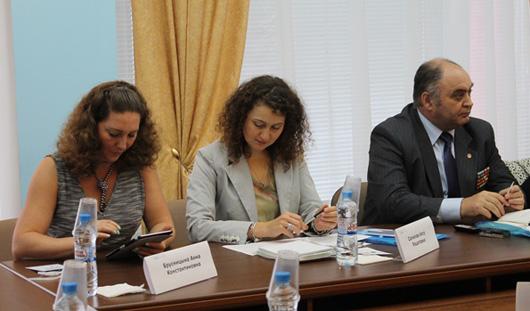 Некоммерческие организации Ижевска приняли участие в мастер-классе по социальному предпринимательству