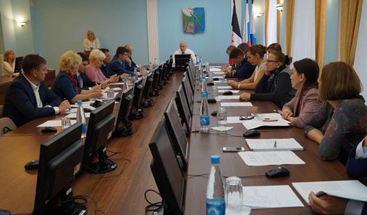 В Ижевске прошла Коллегия Администрации города