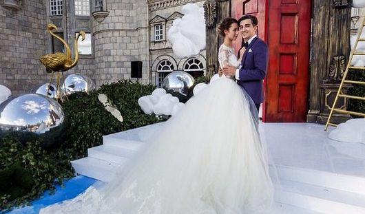 Свадьбу героини интернет-проекта Follow Me из Ижевска показали на Первом канале