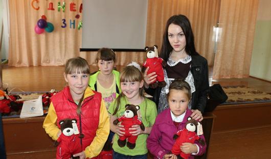 «Ростелеком» поздравил с Днем знаний воспитанников Алнашского детского дома