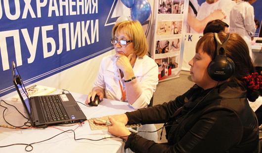 На медицинской выставке в Ижевске откроется «Улица здоровья»