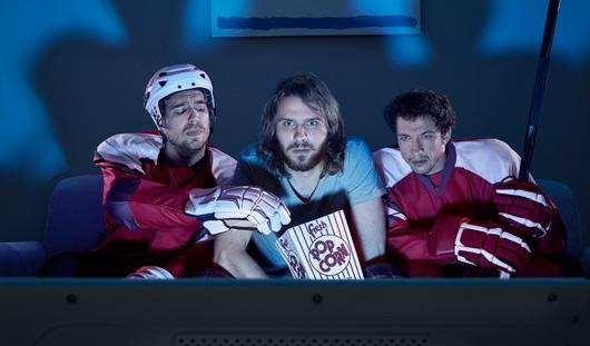 Смотрите восьмой сезон КХЛ в высоком разрешении