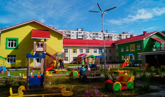 В Ижевске открылся новый детский сад на 230 мест