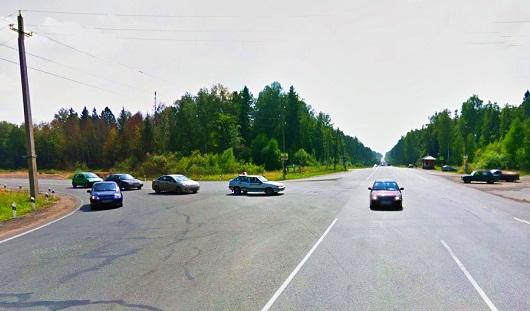 В 2016 году появится светофор на перекрестке Як-Бодьинского тракта и Объездной Ижевска