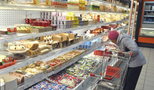 В одном из супермаркетов Воткинска мужчина выстрелил себе в голову