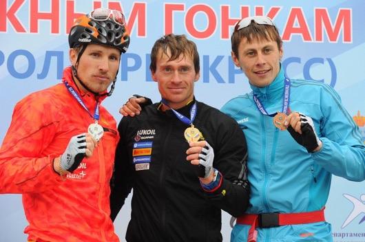 Максим Вылегжанин выиграл вторую медаль на всероссийских соревнованиях в Тюмени
