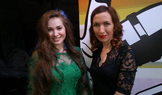 В новом сезоне шоу «Главная сцена» выступит ижевчанка Кристина Ярская