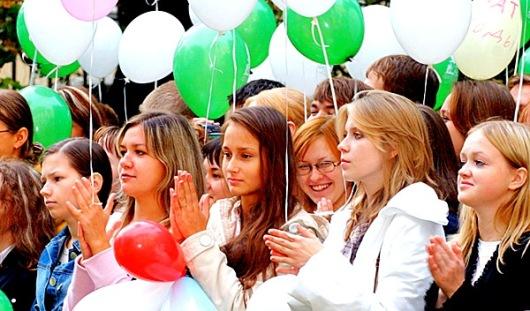 В Ижевске впервые пройдет парад российского студенчества