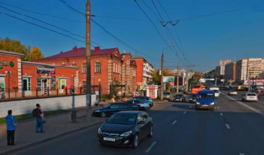 В Ижевске запретили остановку возле Центрального рынка и на Коммунаров