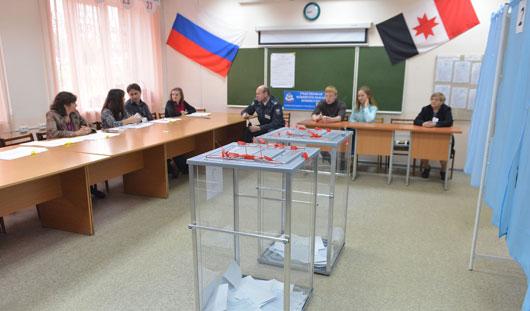 2800 ижевчан приняли участие в досрочном голосовании