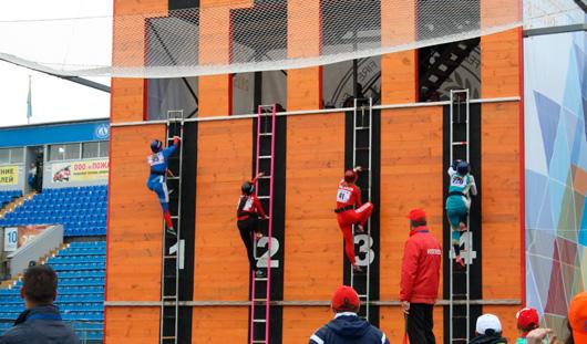 Спортсменка из Удмуртии отличилась на Чемпионате Мира по пожарно-прикладному спорту
