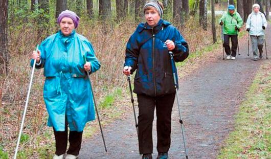 В Ижевске впервые пройдет Всероссийский день ходьбы
