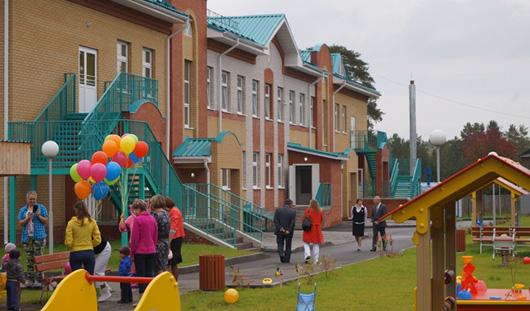 В Ленинском районе Ижевска открыли детский сад на 80 мест