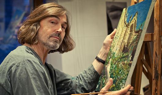 Художник Никас Сафронов приедет на открытие своей выставки в Ижевск