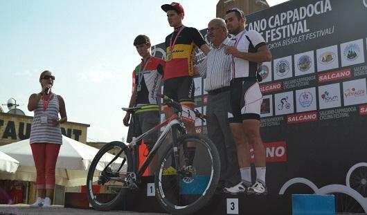 Ижевский маунтинбайкер выиграл медаль на престижной международной гонке в Турции