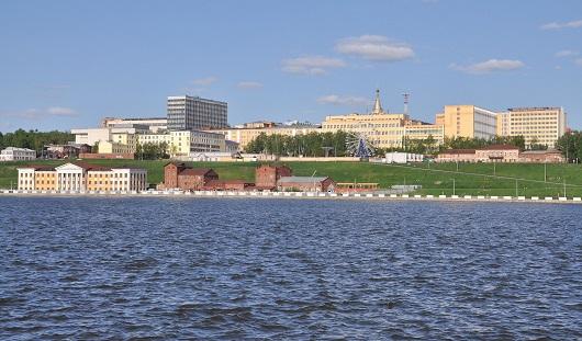 Ижевск отмечен дипломами  международного смотра-конкурса городских практик