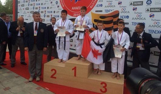 Спортсмены Удмуртии стали триумфаторами всероссийских игр боевых искусств в Анапе