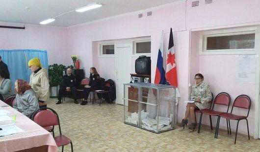 На 10 часов утра активнее всех на выборах в Гордуму Ижевска голосует Устиновский район