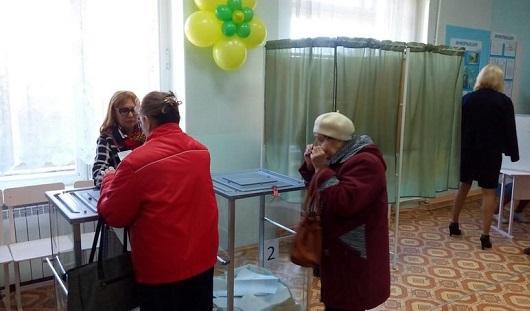 На 15.00 явка избирателей в Ижевске составила 18,78%