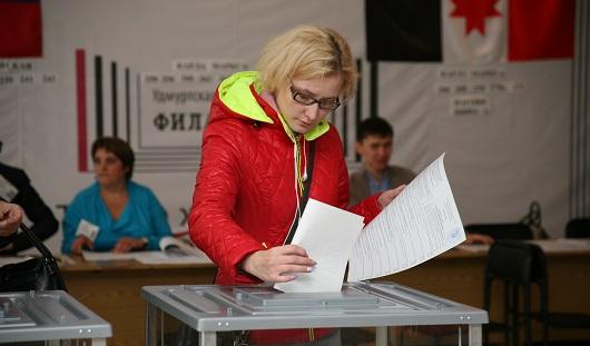 Выборы в Городскую думу Ижевска прошли без нарушений