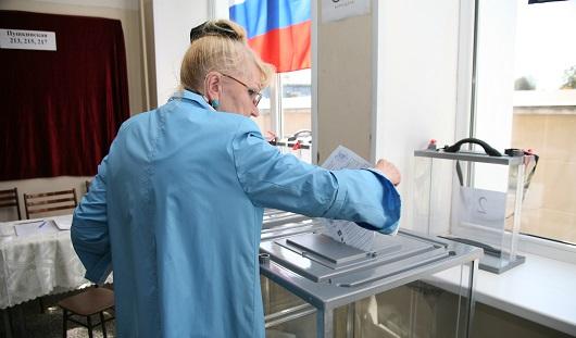 Предварительно «Единая Россия» набрала свыше половины голосов на выборах в Гордуму Ижевска