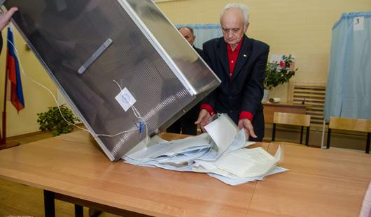 Только два самовыдвиженца прошли в гордуму Ижевска по одномандатным округам