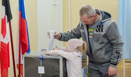 32 из 42 – «Единая Россия» получила подавляющее большинство голосов в ижевской Гордуме