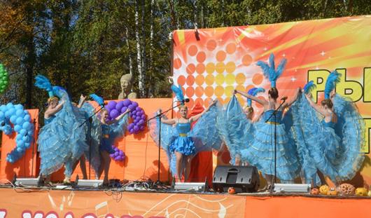 В Парке Космонавтов в Ижевске прошел «Рыжий фестиваль»
