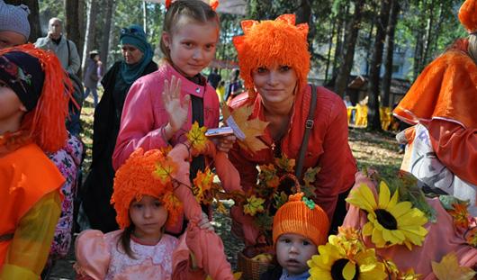 «Рыжий фестиваль-2015» прошел в районах Ижевска