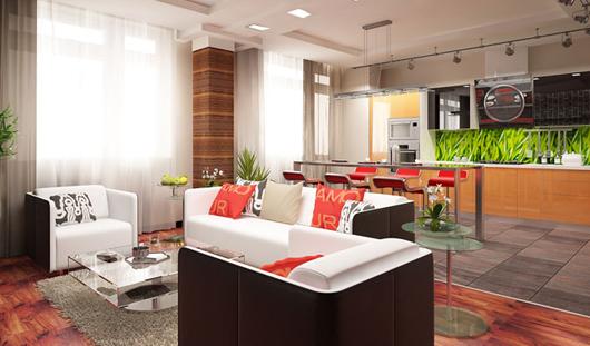 Позвольте себе лучшее: 2-х комнатная квартира бизнес-класса по цене однокомнатной