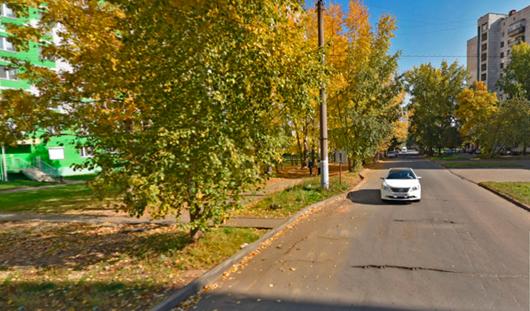 На улице Барамзиной в Ижевске появится пешеходный переход