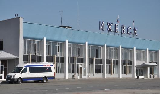 Строительство международного сектора аэропорта в Ижевске отложили до лучших времен