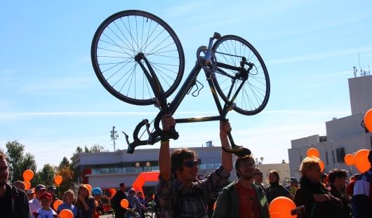 Велосемья, велофрик и велодед: 10 типов ижевских велосипедистов