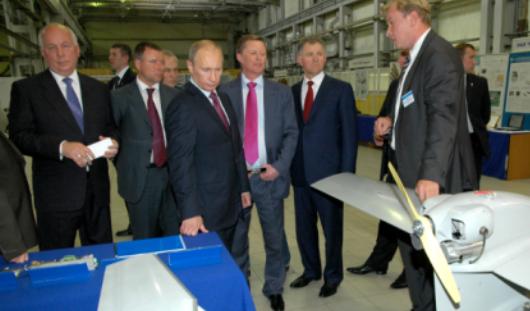 Глава «Ижмаш – Беспилотные системы» попал под украинские санкции